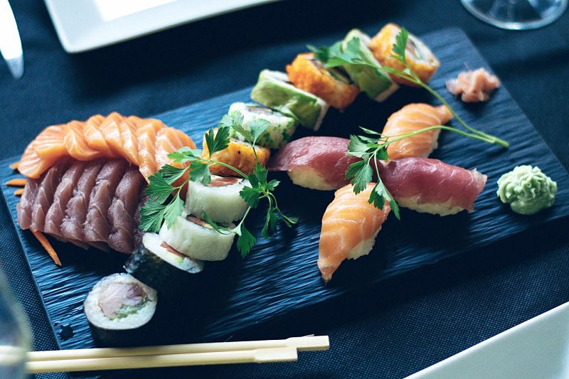 Sushi is fantastic - but how healthy is it?