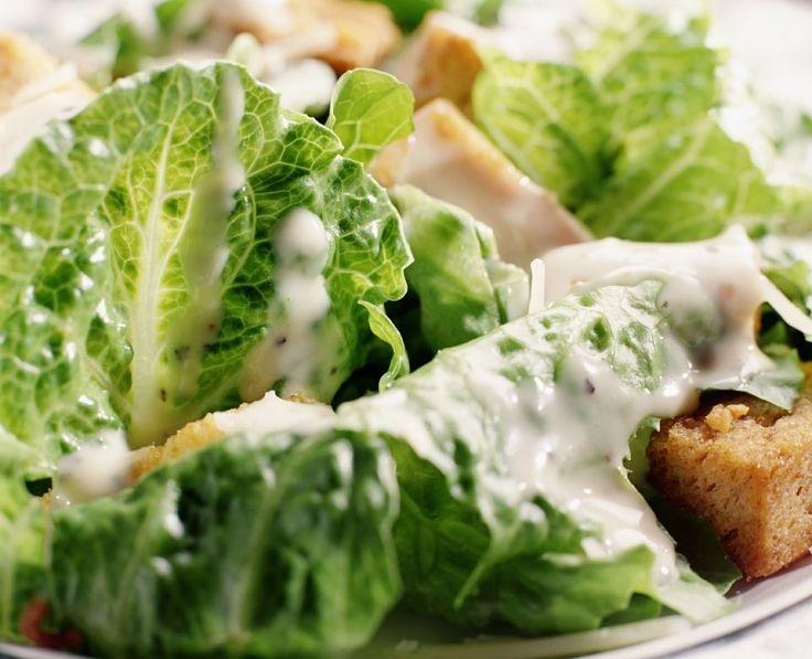 Delicious Caesar salad dressings can be made at home using the fabulous recipes here