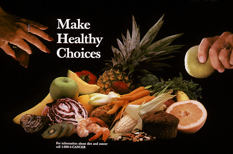 Making Healthy Choices is the Key to controlling obesity. Choose whole foods and reserve processed foods to occasional treats.