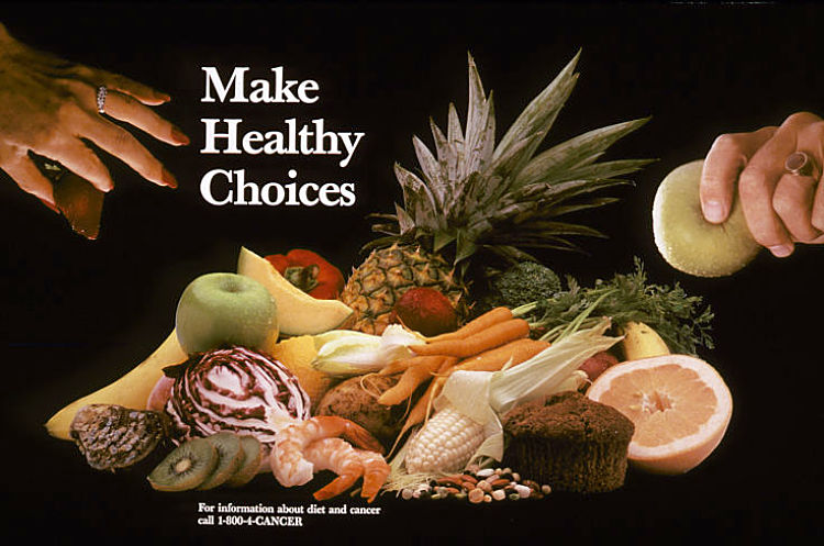Make healthier Choices