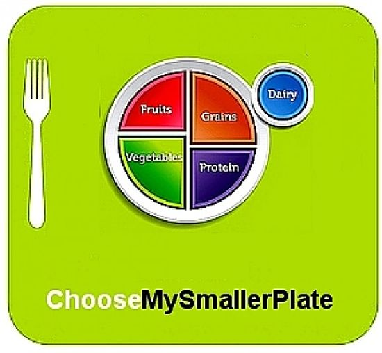 Smaller portion sizes and less rich food is needed, but it is hard to do when there is such abundance