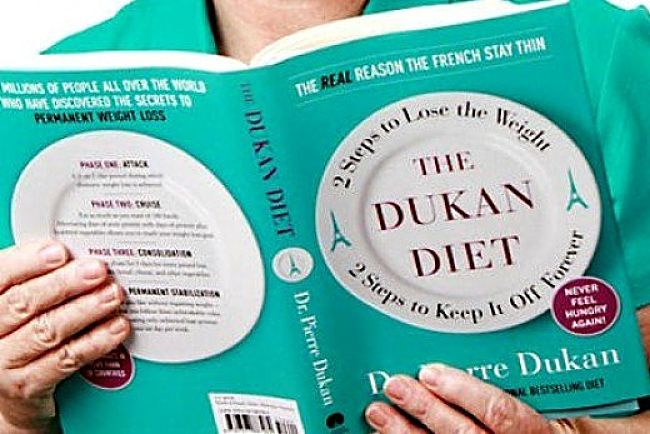 Dukan Diet has been very popular. Learn about the pros and cons here