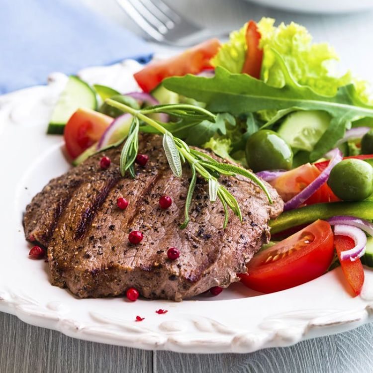 Dukan Diet Meal Example 1