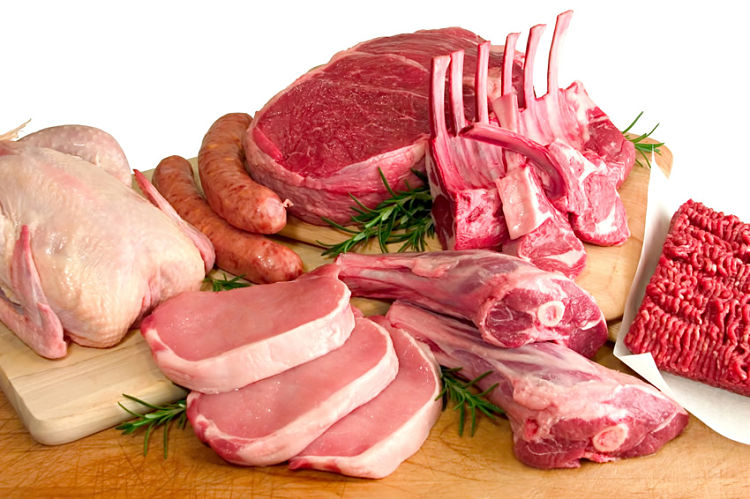 Meat is a rich source of protein