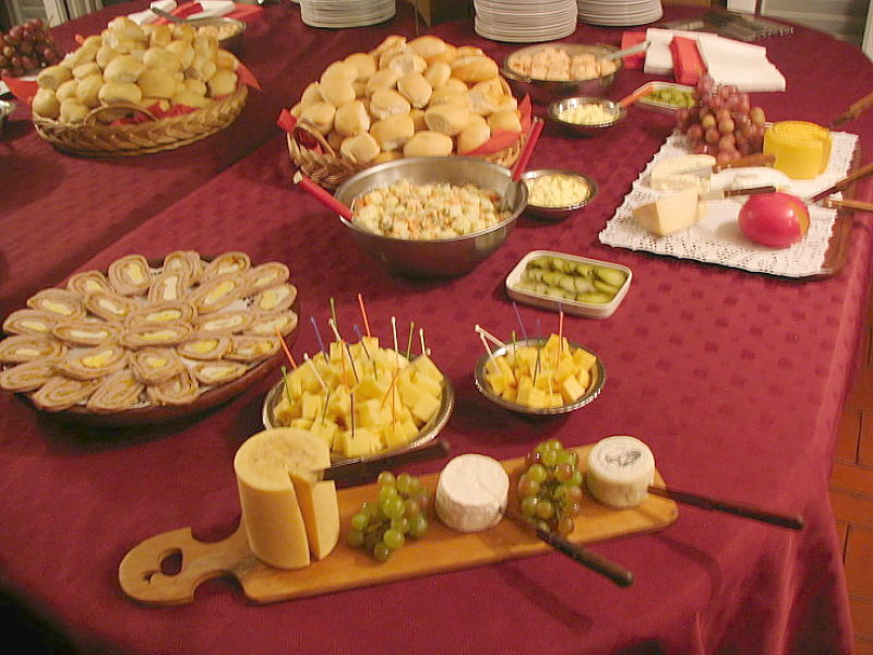 Party food and snacks are very tempting over the Christmas and New Year Holiday period.