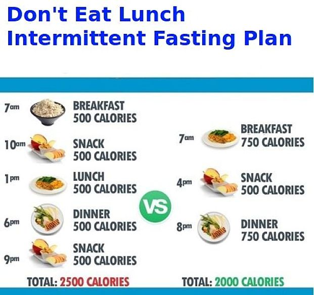 Intermittent Fasting, Weight Loss Diet Plan and Program