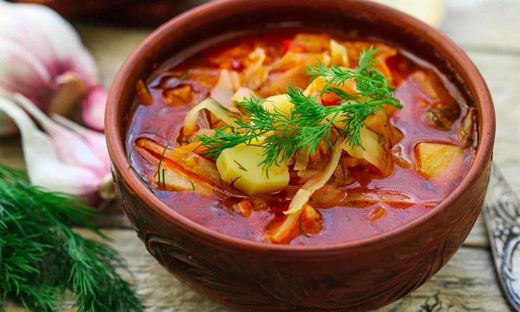 Soups can be very appealing and satisfying - helping you to lose weight