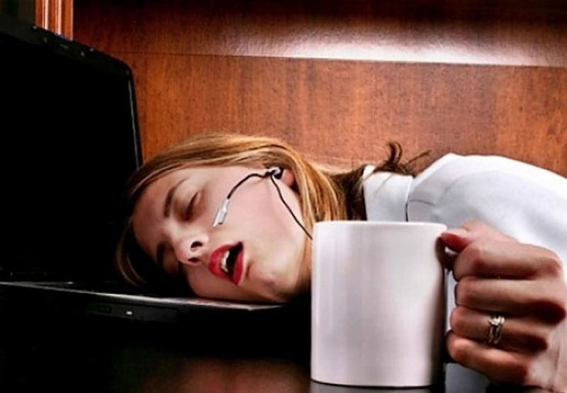 Sleep deprivation leads to poor diet, over eating and consumption of comfort foods