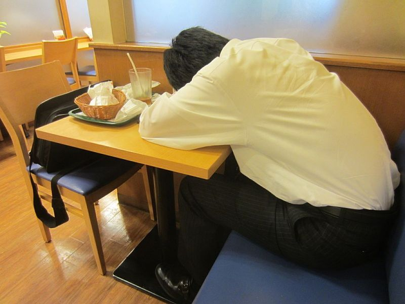 Poor attention in class can be linked to lack of sleep in teenagers